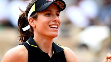 johanna konta: how has briton become a serious french open title contender