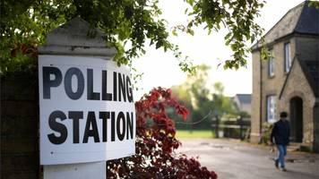 peterborough by-election: polls close in contest