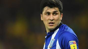 sheff wed forward forestieri charged with racist abuse