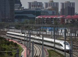 china moves closer to unveiling new magnetic powered high-speed bullet train