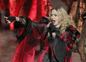 madonna says harvey weinstein 'crossed lines' when they worked together