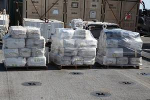 seizures of cocaine in europe hit record amount: eu drugs agency