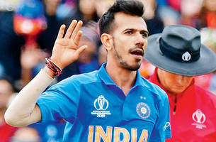 world cup 2019: rohit sharma takes down first target after yuzvendra chahal setup
