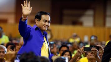 Thai parliament elects ex military government chief Prayuth as PM