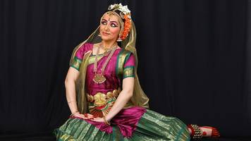 the bulgarian with a passion for indian classical dance