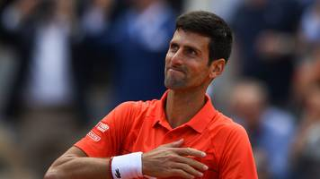 Djokovic Cruises Into Roland Garros Semis; Thiem Next