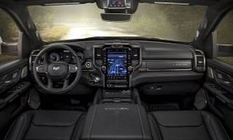 new ram 1500 pickup recalled over airbag problem