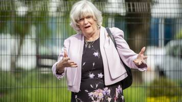 ann widdecombe defends gay science views as shows axed
