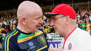 ulster sfc: tyrone make two changes for semi-final against holders donegal