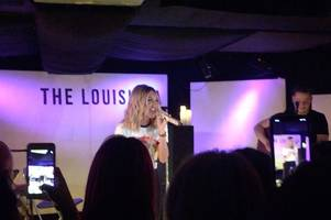 review: what happened when towie star came to bristol to sing country music