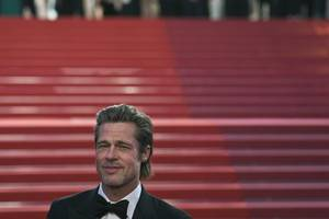 brad pitt won't be straight pride parade's 'mascot', reportedly threatens legal action