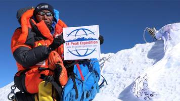 everest through the eyes of a sherpa: 'climbers need to wake up'