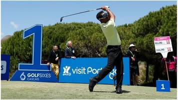 GolfSixes Cascais: Thongchai Jaidee hits a hole in one