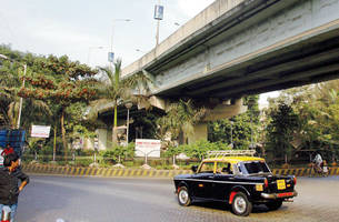 thane: cadbury junction flyover to remain open during the repairs