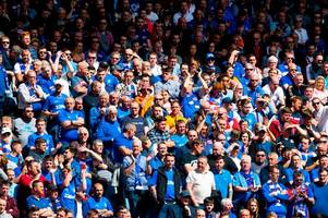 Rangers didn't win anything but smiles on fans faces show success of Steven Gerrard