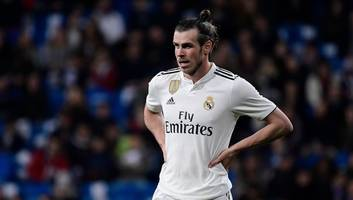 report: gareth bale tells real madrid board he won't be forced out