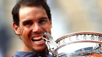 rafael nadal says winning 12th french open 'very special' after injury