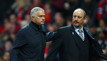 jose mourinho would 'seriously consider' replacing rafa benitez at newcastle if takeover happens