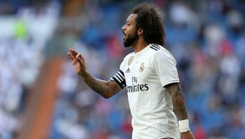 marcelo to decide real madrid future with ferland mendy set to become first choice left back