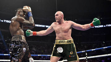 tyson fury: 'i prayed to god to kill me' after becoming undisputed champion