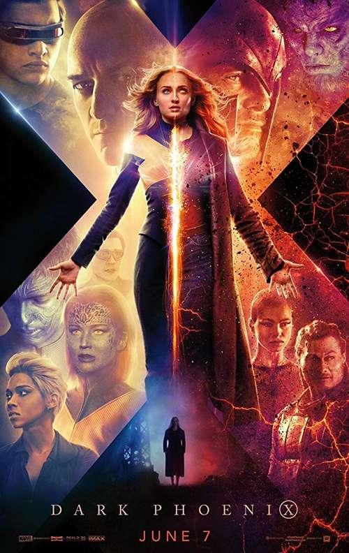 MOVIE REVIEW: X-Men: Dark Phoenix