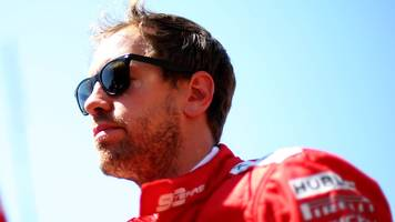 'it's not the sport i fell in love with' - vettel criticises f1 after canada penalty