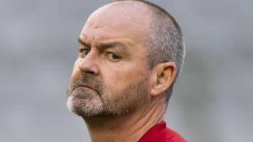 scots must be 'almost perfect' to stop belgium - steve clarke