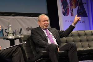 Alan Sugar's Brexit rant as he calls Donald Trump and Boris Johnson 'buffoons'