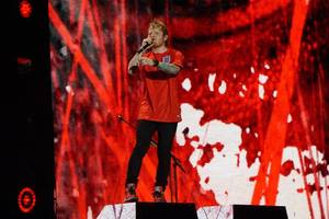 ed sheeran tops radio's most-played artist of 2018 - but who else made the list?