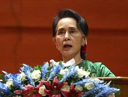 orban and aung san suu kyi meet to discuss illegal immigration