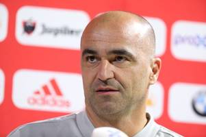 roberto martinez pinpoints the scotland stars he fears could inflict pain on belgium