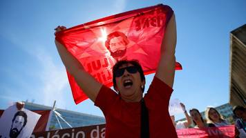 Brazil justice minister Sergio Moro denies conspiring against Lula