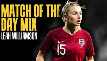 Women's World Cup: England's Leah Williamson reveals love for country music in MOTD Mix