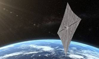 bill nye to send lightsail 2 spacecraft in orbit using falcon heavy