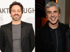 larry page and sergey brin spoke at a google all-hands meeting for the first time in 6 months (goog, googl)