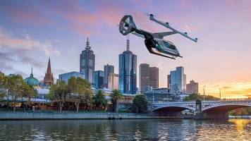 uber's first air-travel market outside of the united states will be melbourne, australia (uber)