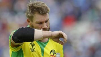 warner will be back to 'dangerous best' after slowest fifty of odi career - australia v pakistan preview