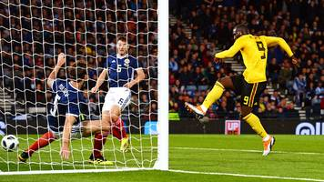 scotland know danger of mistakes in belgium, says steven naismith