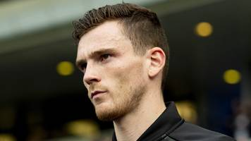euro 2020: belgium v scotland - andy robertson out to frustrate top nations