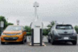 electrify america and chargepoint to share access to chargers