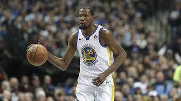 durant's return for warriors in nba finals was a short one