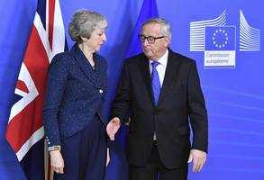 eu tells tory leadership contenders it will not change brexit deal for a new prime minister