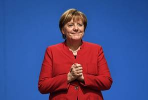 germans want merkel's ruling coalition to continue rule
