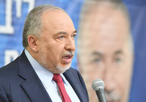 haredi political domination 'only issue' for elections says liberman