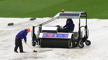 rain delays bangladesh v sri lanka at cricket world cup
