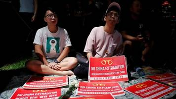 Why people are taking to the streets in Hong Kong