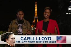 'I love an angry Carli Lloyd': Aaron West and Karina LeBlanc address Lloyd's expressed disappointment on not starting