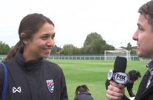 Thailand star Miranda Nild on her path to the Women's World Cup
