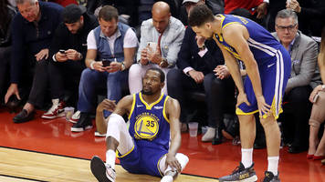 Steph Curry, Klay Thompson React to Kevin Durant Achilles Injury: 'We Did it For Kevin'