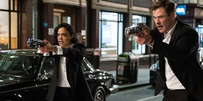 'Men in Black: International' could be the sleeper hit of the summer